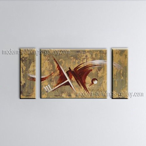 Hand Painted Stunning Modern Abstract Painting Wall Art Decoration Ideas Bedroom Wall Art