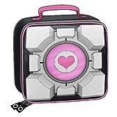 ポータル 加重コンパニオンキューブ ランチボックス トートバッグ / Portal Companion Cube Lunch Box Tote 【並行輸入】
