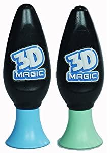 3D Magic- 3D Gel - 2 Pack (Random)