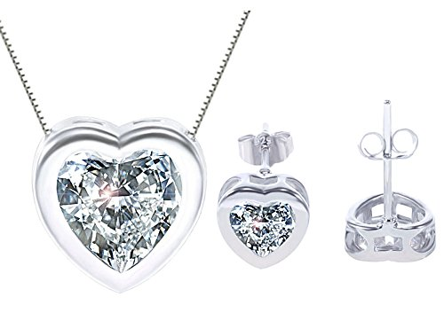 korpikusr-crystal-rhinestone-jewel-shiny-silver-heart-necklace-free-matching-earrings-set-in-organza