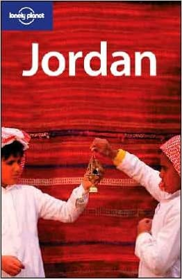 Lonely Planet Jordan (Country Guide)