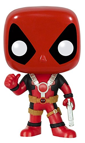 Pop! Film: Deadpool - Pollice In Su (Thumb Up) Figura Di Azione