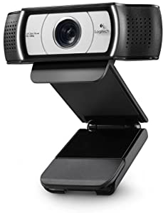 Logitech Webcam C930e (Business Product) with HD 1080p Video and 90-degree Field of View from Logitech