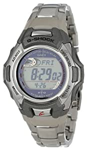Casio Men's MTG900DA-8V G-Shock MT-G Atomic Tough Solar Watch