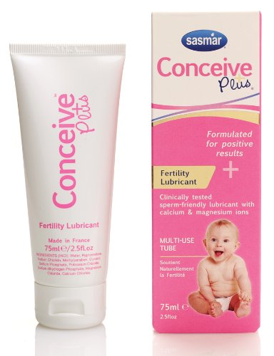 Conceive Plus Fertility Lubricant  Tube 75ml