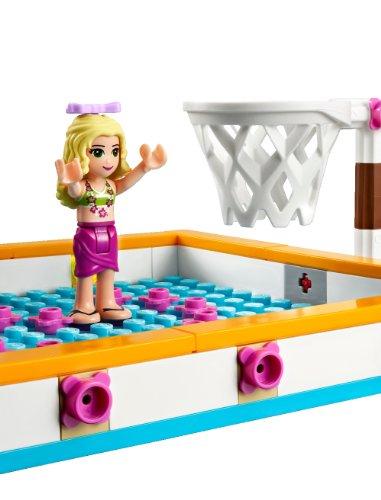 lego friends 41008 jeu de construction la piscine d 39 heartlake city your 1 source for. Black Bedroom Furniture Sets. Home Design Ideas