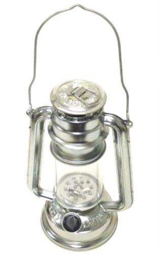 New Led Hurricane Lantern 15 Bulb Fl805-15S