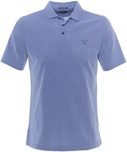 Gant Camicia di Polo di Chameleon M Blu