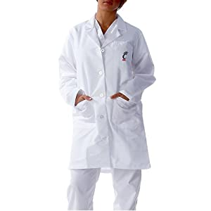 Cincinnati Bearcats Long Labcoat by Gelscrubs