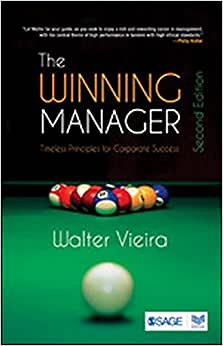 The Winning Manager: Timeless Principles For Corporate Success
