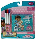 Disney Doc McStuffins Personalized 5pc Stationery (Sold by 1 pack of 48 items)