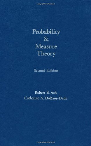 Probability & Measure Theory, Second Edition