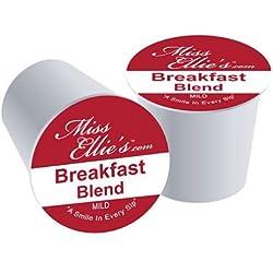 Miss Ellie's Breakfast Blend RealcupsTM - 48 Single-serve Coffee made by Miss Ellie's