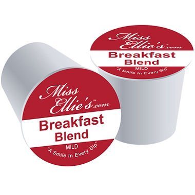 Miss Ellie'S Breakfast Blend Realcupstm - 48 Single-Serve Coffee