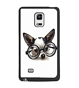 PRINTSWAG CUTE DOG Designer Back Cover Case for SAMSUNG GALAXY NOTE EDGE