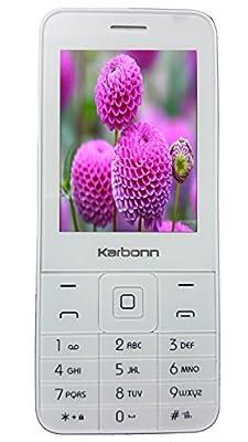 Karbonn K Phone 1 (White-Champagne)