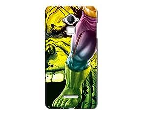 Kaira brand Designer Back Case Cover for Coolpad Note 3 (Hulk)