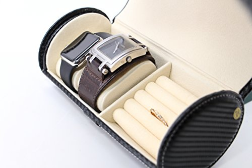 executive high class cufflink case ring storage organizer men s executive high class cufflink case ring storage organizer men s jewelry box gift crow by decor apparel accessories clothing accessories cufflinks