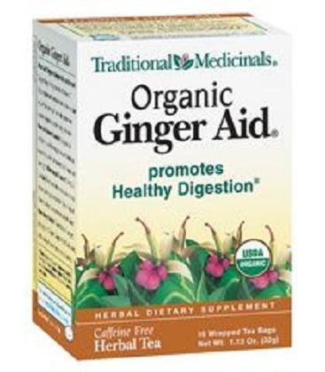 Ginger Tea Nausea