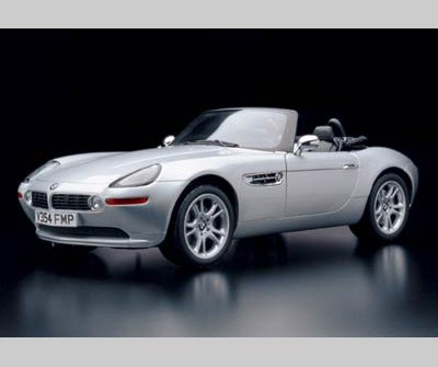 Bmw Z8 James Bond 007 World Is Not Enough 1 12 Kyosho
