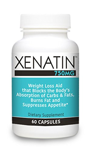 Xenatin – Professional Strength Carbohydrate & Fat Blocker, Appetite Suppressant and Fat Burner! Lose Weight Quickly and Easily While Still Eating the Foods You Love!