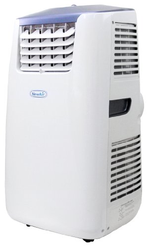 NewAir AC-14100H Ultra Versatile 14,000 BTU Portable Air Conditioner and Heater
