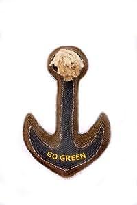Happy Tails Coastal Pals Anchor Dog Toy