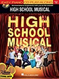 High School Musical - Easy Piano CD Play-Along Volume 18 - Easy Piano Songbook