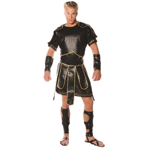 Spartan Costume - One Size - Chest Size 42-46