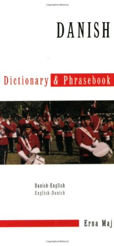 Danish-English Dictionary & Phrasebook (Hippocrene...