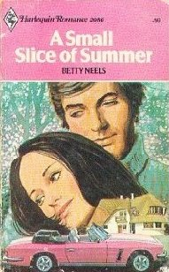 A Small Slice of Summer (Harlequin Romance, No, 2080