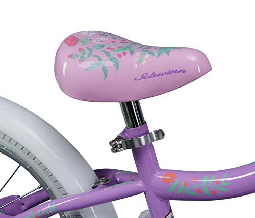 "Schwinn Girl's Jasmine Bicycle, 16"", Purple 6"