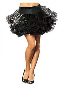 Ursula Black Petticoat