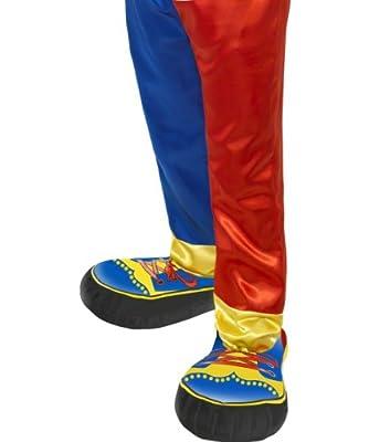 Clownschuhe Clown Schuhe Aufblasbar Bunt Clownkostm Kostuem Ca 55 Cm bei aufblasbar.de
