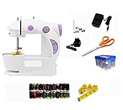 Sewing Machine With All in One Kit