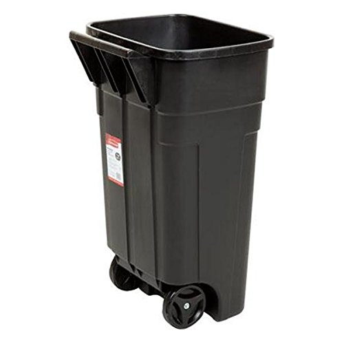 top 10 best trash containers reviews with wheels on flipboard