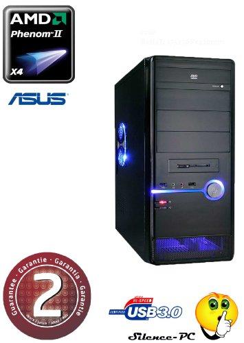 ANKERMANN-PC WildCAT GAMER AMD965 (4x3,40GHz) | ASUS NVIDIA GeForce GTX 650Ti 1GB | 8GB RAM DDR3 PC1600 | 2,0TB HDD SATA3 | Cardreader 52in1 | MB ASUS AM3+ USB3.0 | 24xDVD-Writer | Netzteil SILENT 500W 2J. Garantie | Case A-Dis ELITE 905 2x Front USB 3.0 | PC mit 2 Jahre echte GARANTIE