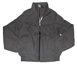 Industry Women\'s Gray Cinched Jacket (Medium)