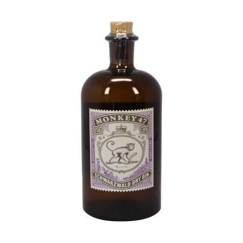 Monkey 47 Gin, 1er Pack (1 x 500 ml)