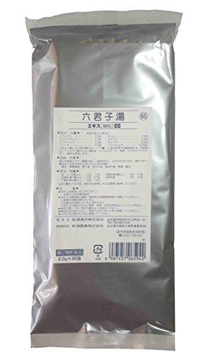 【第2類医薬品】六君子湯 エキス細粒65 2.0g×30包