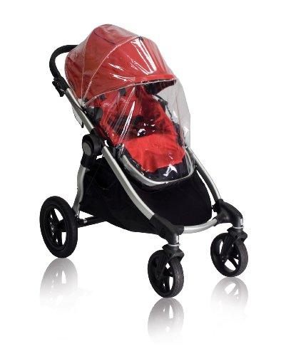 Baby Jogger City Mini Double Stroller Rain Canopy - buybuy BABY