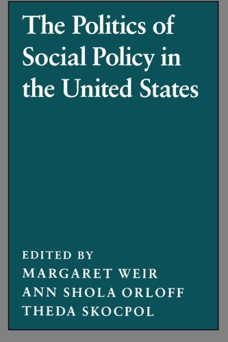 a study on the state of welfare programs in the united states