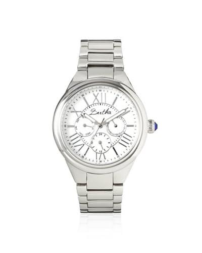 Bertha Women's BR1401 Rachel Silver Stainless Steel Watch