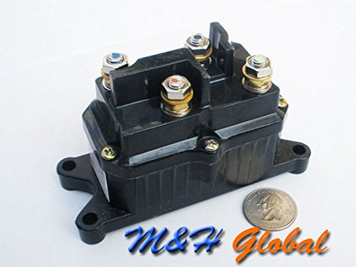 12v solenoid relay contactor atv utv truck winch. Black Bedroom Furniture Sets. Home Design Ideas