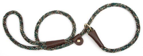 Mendota Products Dog Slip Lead, Camo, 1/2-Inch x 6-Feet