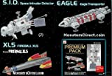 Space 1999 Rescue Eagle & Fireball XL5 Premium Pack