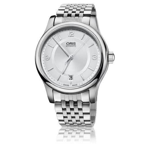 ORIS (オリス)  腕時計 クラシック デイト 733.7578.4031M  [正規輸入品]
