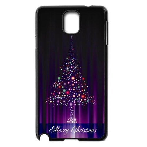 Samsung Galaxy Note 3 N9000 Christmas Tree Phone Back Case Diy Art Print Design Hard Shell Protection Aq068167