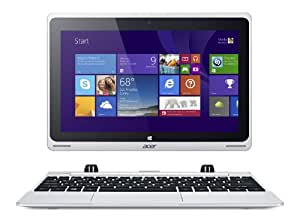 Acer Aspire Switch 10 SW5-011-11JE 10.1-Inch Detachable 2 in 1 Touchscreen Laptop (64GB)