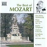 "The Best Of - The Best Of Mozartvon ""Various"""